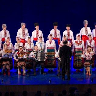 Народний аматорський хор «ГОРИНЬ»