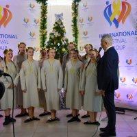 """Уперше у Рівному телепроєкт """"Тріумф року-2020"""" International Festival Group"""