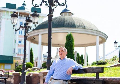 Колектив палацу вітає з Днем Народження свого директора Анатолія Чугуєвця!